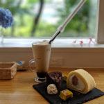 金沢市民の憩いの場、卯辰山の中腹にあるcafeひよこまめはとっておきの癒やしカフェです