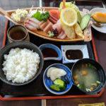 """内灘町の""""鎌路""""でお昼から贅沢な舟盛り定食を!"""