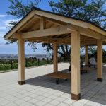 """卯辰山に新たに完成した展望スポット""""眺望の丘""""は見晴らしの良さと利便性の良さが魅力!"""