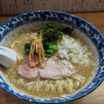 白鷺にて今冬金沢ラーメンのトップクラスとなる濃厚牡蠣そばを!