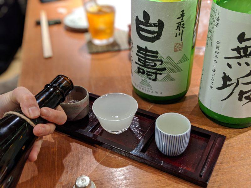 """金沢で70年続く老舗割烹""""魚園""""は人良し味よし雰囲気良し!の店でした"""