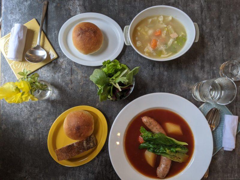 金沢中心部にオープン!野菜が主役のスープのお店 eden